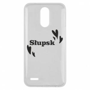 Lg K10 2017 Case I love Slupsk!