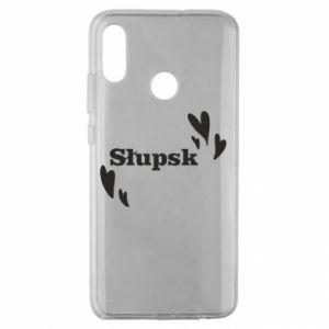 Huawei Honor 10 Lite Case I love Slupsk!