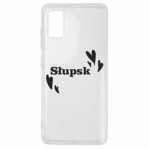Samsung A41 Case I love Slupsk!