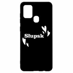 Samsung A21s Case I love Slupsk!