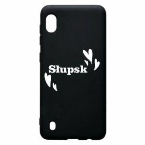 Samsung A10 Case I love Slupsk!