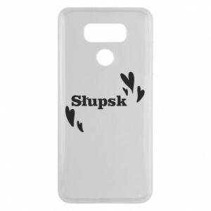 LG G6 Case I love Slupsk!
