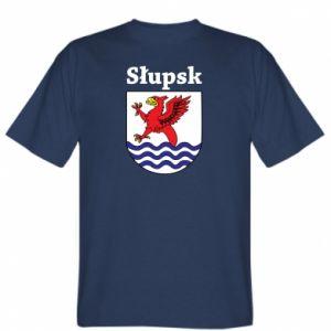 T-shirt Slupsk. Emblem