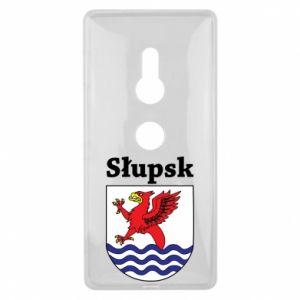 Sony Xperia XZ2 Case Slupsk. Emblem