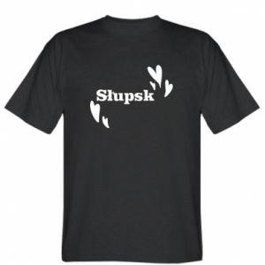 Koszulka Słupsk kocham cię! - PrintSalon
