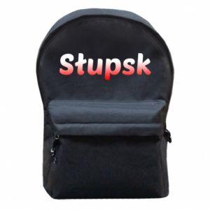 Backpack with front pocket Slupsk