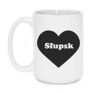 Kubek 450ml Slupsk in heart - PrintSalon