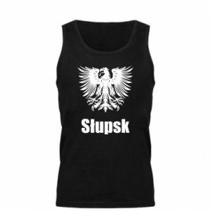 Męska koszulka Słupsk - PrintSalon