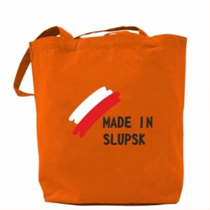 Bag Made in Slupsk