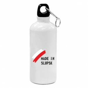 Water bottle Made in Slupsk