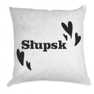 Pillow I love Slupsk!