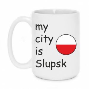 Kubek 450ml My city is Slupsk
