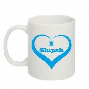 Kubek 330ml I love Slupsk