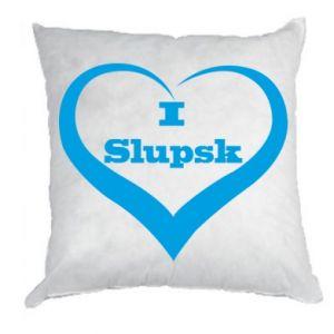 Poduszka I love Slupsk
