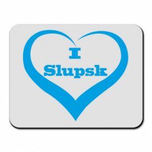 Podkładka pod mysz I love Slupsk