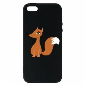 Etui na iPhone 5/5S/SE Small fox
