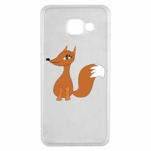 Etui na Samsung A3 2016 Small fox