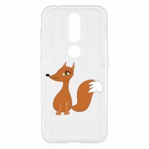 Etui na Nokia 4.2 Small fox