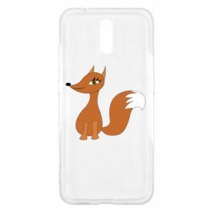 Etui na Nokia 2.3 Small fox