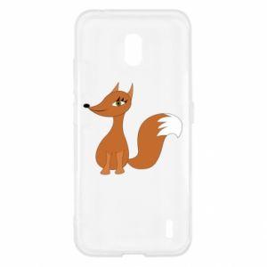 Etui na Nokia 2.2 Small fox
