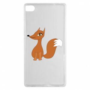 Etui na Huawei P8 Small fox