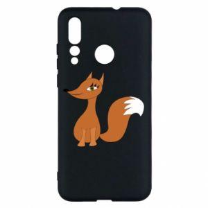 Etui na Huawei Nova 4 Small fox