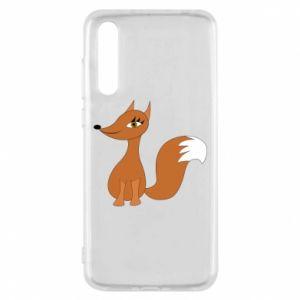Etui na Huawei P20 Pro Small fox