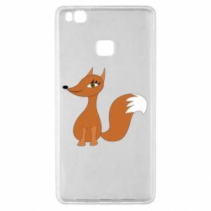 Etui na Huawei P9 Lite Small fox