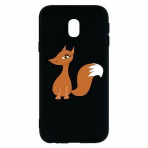 Etui na Samsung J3 2017 Small fox
