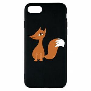 Etui na iPhone SE 2020 Small fox