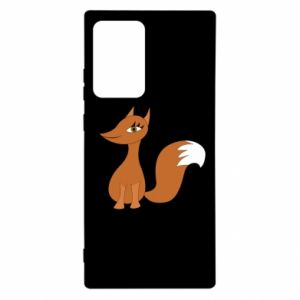 Etui na Samsung Note 20 Ultra Small fox