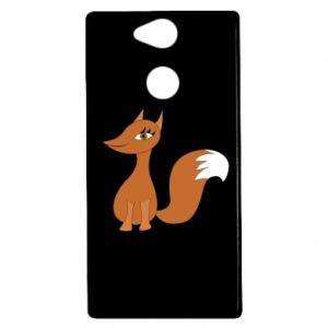 Etui na Sony Xperia XA2 Small fox