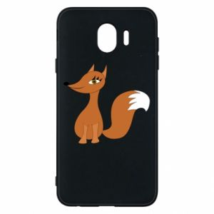 Etui na Samsung J4 Small fox