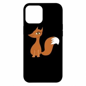 Etui na iPhone 12 Pro Max Small fox