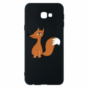 Etui na Samsung J4 Plus 2018 Small fox