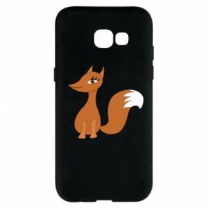 Etui na Samsung A5 2017 Small fox