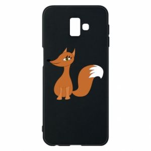 Etui na Samsung J6 Plus 2018 Small fox