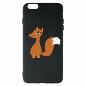 Etui na iPhone 6 Plus/6S Plus Small fox
