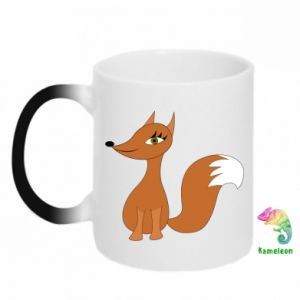 Chameleon mugs Small fox