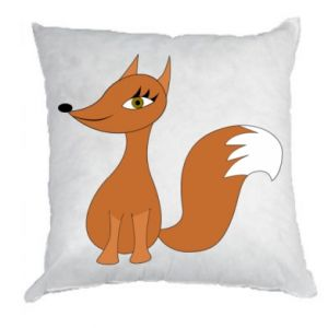 Poduszka Small fox
