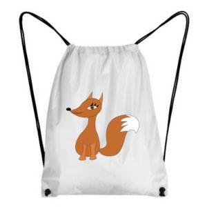 Backpack-bag Small fox