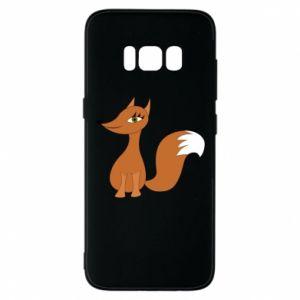 Etui na Samsung S8 Small fox