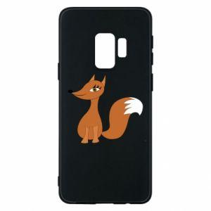 Etui na Samsung S9 Small fox