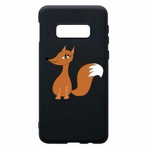 Etui na Samsung S10e Small fox