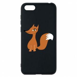 Etui na Huawei Y5 2018 Small fox