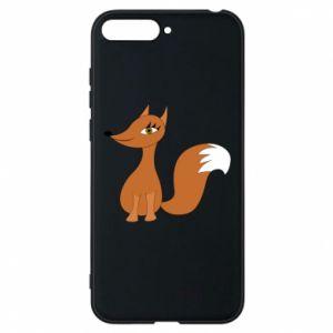 Etui na Huawei Y6 2018 Small fox
