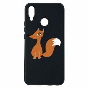 Etui na Huawei P Smart Plus Small fox