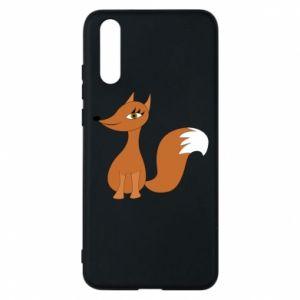 Etui na Huawei P20 Small fox