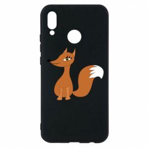 Etui na Huawei P20 Lite Small fox