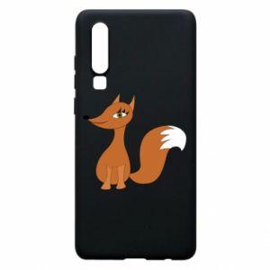Etui na Huawei P30 Small fox